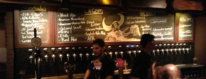 Lagom Brewpub is one of Porto Alegre eat and drink.