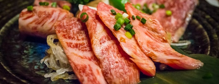Iroha 伊呂波燒肉 is one of Hong Kong.