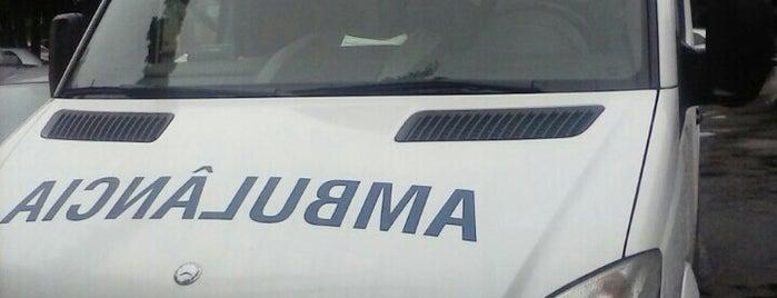 Pronto Socorro Central Vereador José Tudo Azul Ginez Ramble is one of bele.