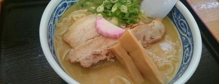 うどん屋 虎龍 is one of めざせ全店制覇~さぬきうどん生活~ Category:Ramen or Noodle House.