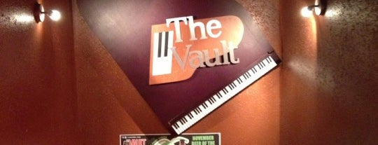 The Vault is one of Places I've been and need to check in.