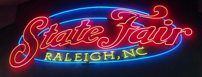 North Carolina State Fairgrounds is one of Must-visit Arts & Entertainment in Raleigh.