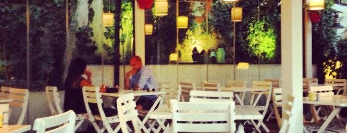 Kirpi Cafe & Restaurant is one of Restoranlar.