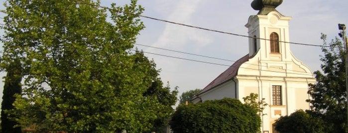 Szigetszentmárton is one of Hév megállók.