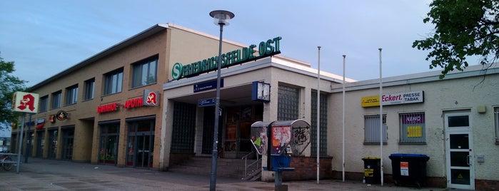 S Friedrichsfelde Ost is one of Besuchte Berliner Bahnhöfe.