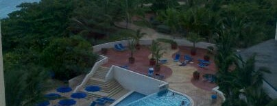 Hilton Barbados is one of Hotels I Enjoyed Staying At.