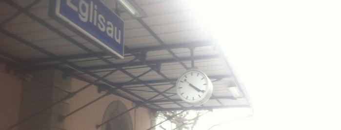 Bahnhof Eglisau is one of Bahnhöfe Top 200 Schweiz.