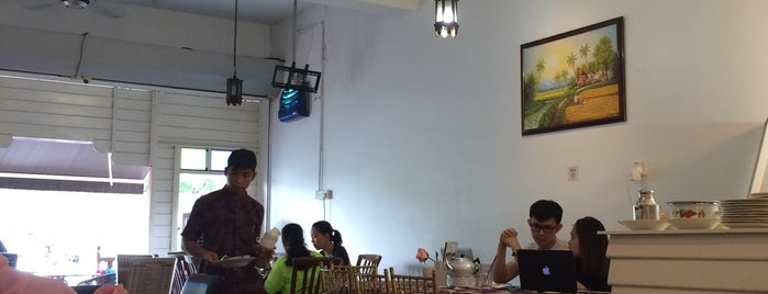 Kafe Nenda is one of Makan @ Shah Alam/Klang #1.