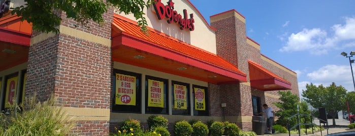 Bojangles' Famous Chicken 'n Biscuits is one of Fast Food in the Shoals.