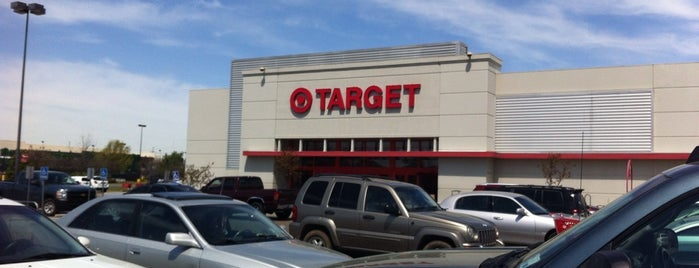 Target is one of Stores I've Shopped At.