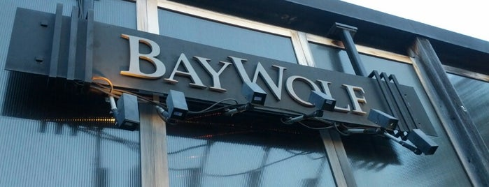 BayWolf Restaurant is one of 2012 San Francisco Michelin Bib Gourmands.