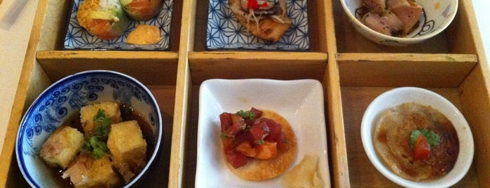 Mikado is one of Guide to Montréal's best spots.
