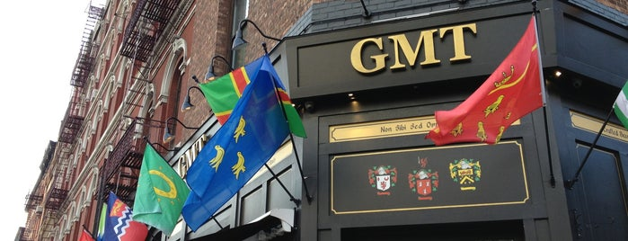 GMT Tavern is one of NYC Soho & Little Italy.
