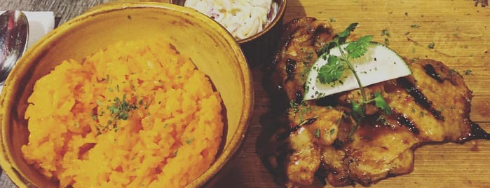 Peri-Peri Grill House is one of More than 20 favorite restaurants.
