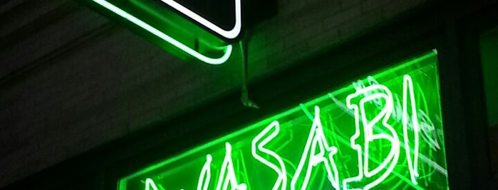 Wasabi Sushi Bar is one of places to try.