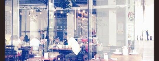 Wildflour Café + Bakery is one of Restaurants.