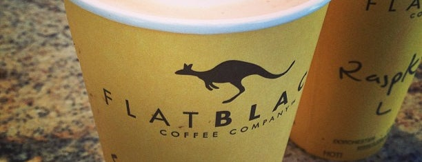 Flat Black Coffee Company is one of World Coffee Places.