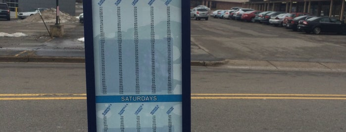 #11 Bus is one of Rapid Stops 2 Fix Later.