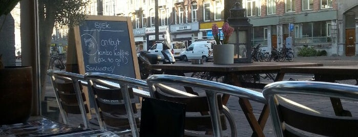 Sjiek Cafe & Deli is one of Must-visit Food in Amsterdam.
