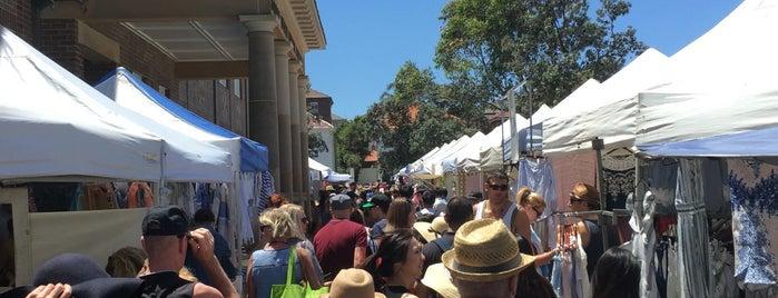 Bondi Markets is one of Sydney Scene.