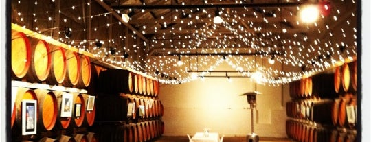 Rosemount Winery is one of Top 10 places to try this season.