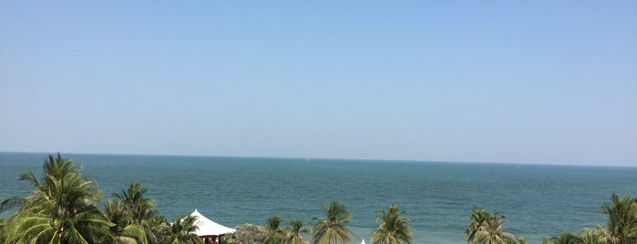 Sky Bar, Hilton Hua Hin is one of Hang Out.