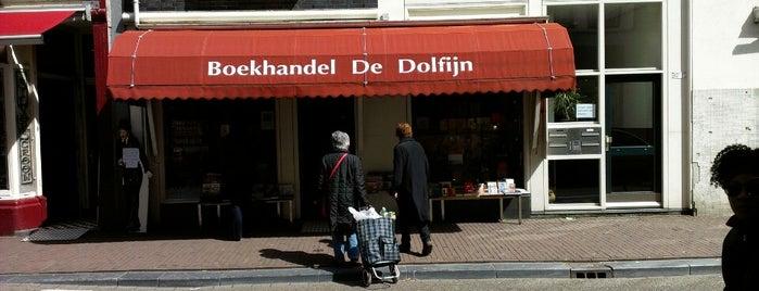 Boekhandel De Dolfijn is one of Guide to Amsterdam's best spots.