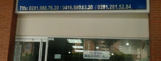 Especialidades Medorca is one of Farmacias en Lechería.