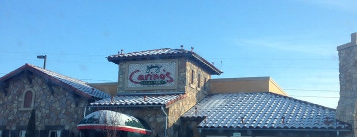 Carino's Italian Grill is one of Top picks for Pizza Places.