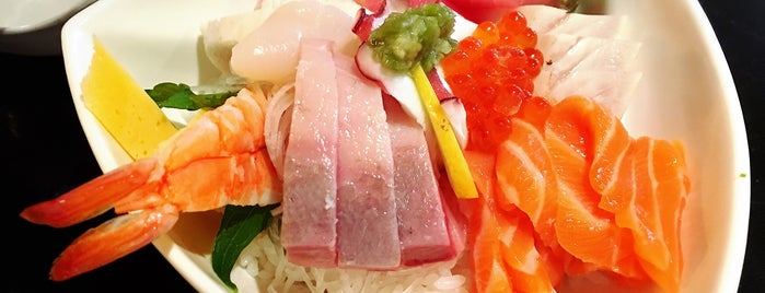 Sushi Avenue is one of 20 favorite restaurants.