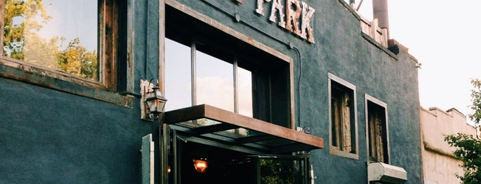 Berry Park is one of To Drink in Brooklyn.