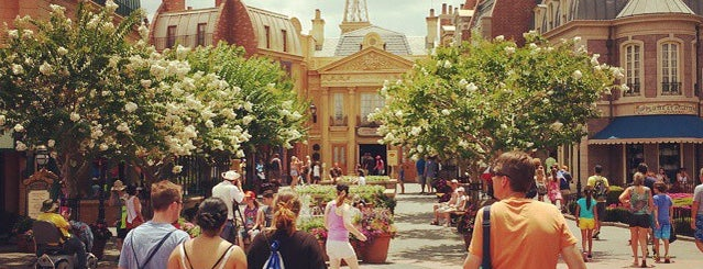 France Kidcot Fun Stop is one of Epcot World Showcase.