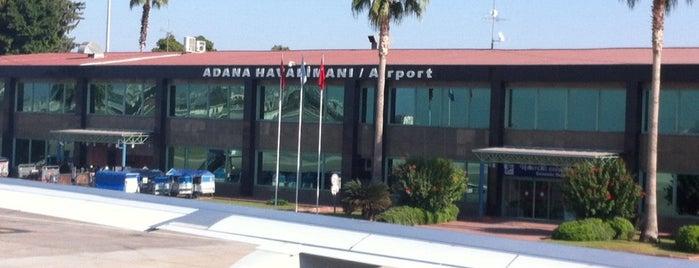Adana Airport (ADA) is one of Dima airports.