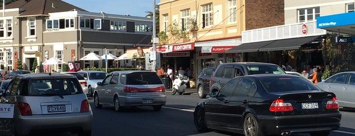 Mt Eden Village is one of Auckland.