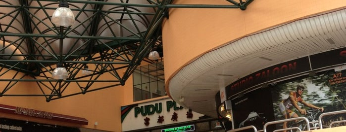 Pudu Plaza is one of Top picks for Malls.