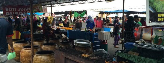 Bazar Ramadhan Kuala Berang is one of @Hulu Terengganu.