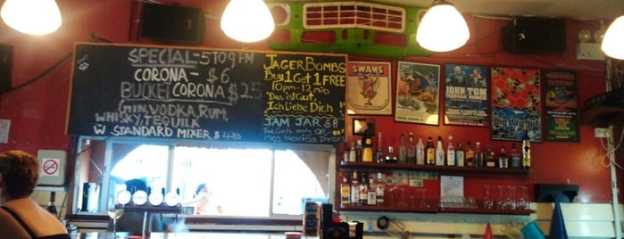 Prince Of Wales Backpacker Pub is one of Favorite Pubs.