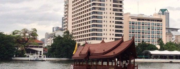Mandarin Oriental, Bangkok is one of Bangkok.