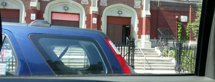 Bushwick Campus (Bushwick High School) is one of NYC Hurricane Evacuation Centers.