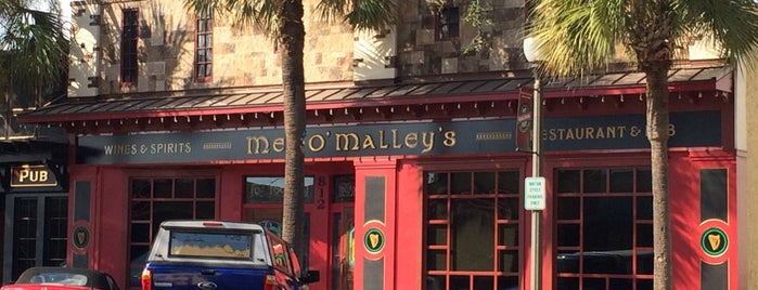 Meg O'Malley's Restaurant is one of Space Coast Favorites.