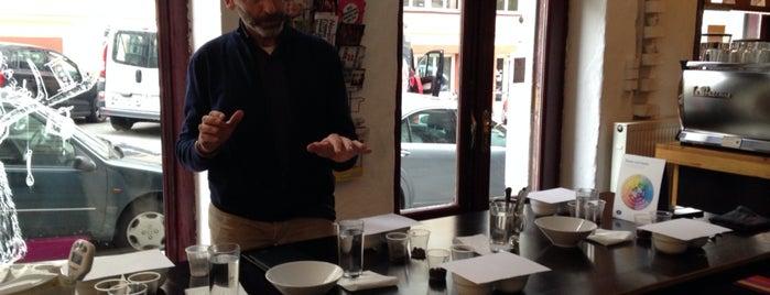 Fürth Kaffee is one of Alexander's Tips.