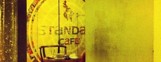 Standard Cafe is one of Coffee time in Prague.