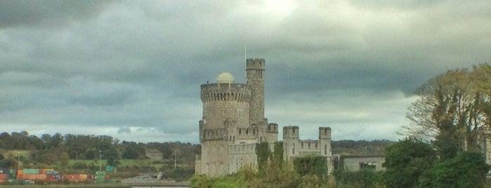 Blackrock Castle is one of Ireland.
