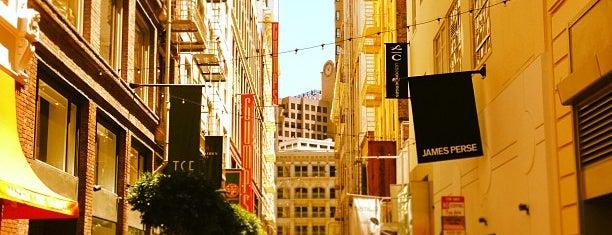 Bistro 69 is one of 2012 San Francisco Michelin Bib Gourmands.