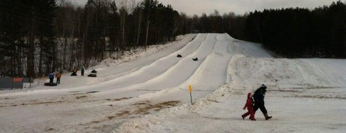 Ski Gull is one of Skiing in Minnesota.