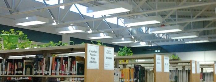 Pan-American Library is one of Ya es hora-Libera Tu Voz.