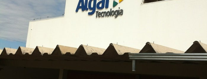 Algar Tech - CA is one of Places.