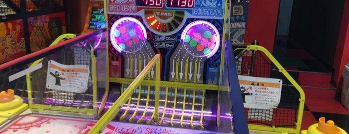MECHA 天保山店 is one of 関西のゲームセンター.