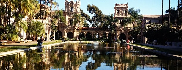 Balboa Park is one of The Best Spots in San Diego, CA! #visitUS.