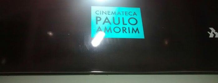 Paulo Amorim Cinematheque is one of Lugares em Porto Alegre/RS.